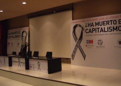 Cartelería y stand para Congreso en Madrid